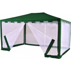 Садовый тент шатер (Green Glade 1044) 3х4м