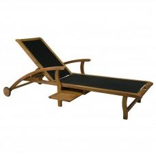 Шезлонг деревянный  лежак GILI (FUTURE Garden4you )