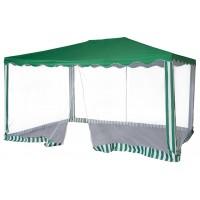 Садовый тент шатер (Green Glade 1088) 3х4м