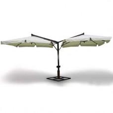 Садовый зонт GardenWay SLHU002 двойной