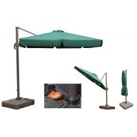 Садовый зонт GardenWay A002-3030 зеленый