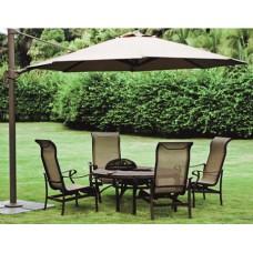 Садовый зонт GardenWay A002-3500 кремовый