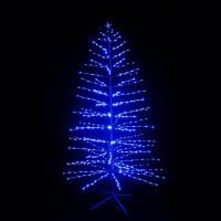 """LED-""""Ель синяя"""", высота 150см, 480 светодиодов"""