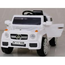 "Детский электромобиль-джип Mercedes-G ""Jeep BJ777"""