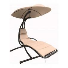 Подвесное кресло-шезлонг luna 001