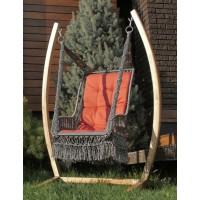 Деревянный каркас ФОРК для подвесных кресел + балдахин