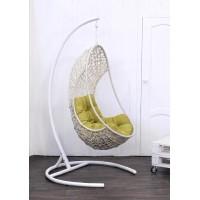 Подвесное кресло Lite (стойка оплетена ротангом)
