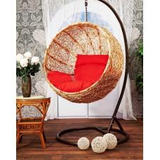 Подвесное кресло Kokos золотисто-оранжевый