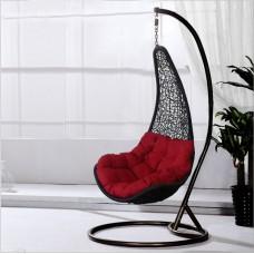 Подвесное кресло Грация черное