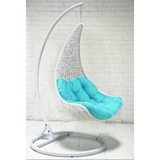 Подвесное кресло Грация белое