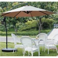 Садовый зонт GardenWay A005 бежевый