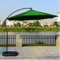 Садовый зонт GardenWay A005 зеленый