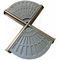 База (утяжелитель) для зонта, комплект 2 шт.