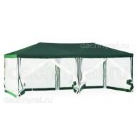Садовый тент шатер Green Glade (1056) 3х6м