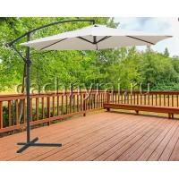 Зонт садовый Green Glade 6001 бежевый D 3м