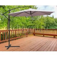 Зонт садовый Green Glade 6002 серый D 3м