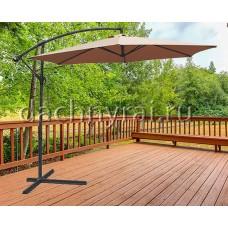 Зонт садовый Green Glade 6003 светло-коричневый D 3м