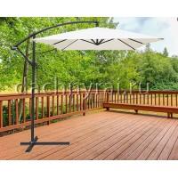 Зонт садовый Green Glade 6401 бежевый 2х3м