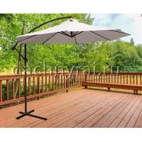 Зонт садовый Green Glade 8002 серый D 3м