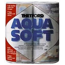Туалетная бумага для биотуалетов AQUA SOFT (12 шт)