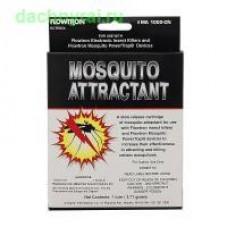 Приманка для комаров для ловушек Flowtron Insect Killer и Mosquito PowerTrap