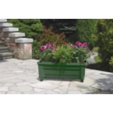 """Ящик для растений """"Калипсо"""", зеленый"""