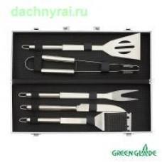 Набор для гриля Green Glade SC003 5 предметов в чемодане
