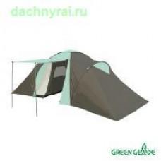 Палатка туристическая Green Glade Konda 6 местная