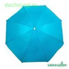 Зонт Green Glade 0012 голубой