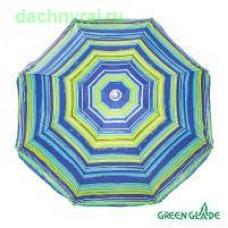 Зонт Green Glade 1254 полосатый