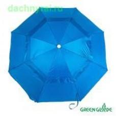 Зонт Green Glade 1281 голубой