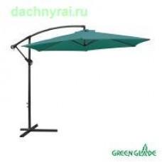 Зонт садовый Green Glade 6004 темно-зеленый