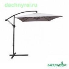 Зонт садовый Green Glade 6402 серый