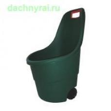 Садовая тележка Keter Easy Go 55л. темно-зеленый