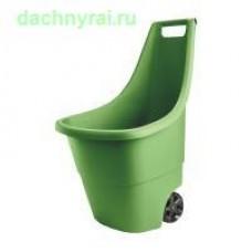 Садовая тележка Keter Easy Go Breeze 50л. салатовый