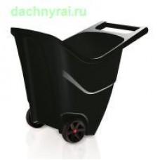 Садовая тележка Prosperplast Load  Go II 85л. черный
