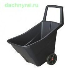 Садовая тележка Prosperplast Load  Go III 95л. черный