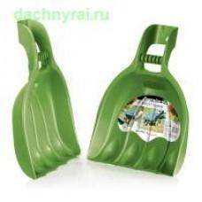 Совки для сбора листвы Prosperplast Bear Paw 2шт уп. оливковый