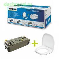 Набор Fresh-Up Set для кассетного биотуалета Thetford C2 C3 C4 RH