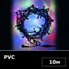 Электрогирлянда String light 10м RGBY