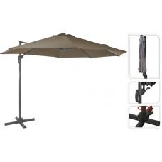 Зонт садовый складной Koopman ф300 купол туапе FD4300920