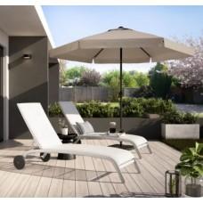 Зонт садовый Naterial 2020 бежевый D 3 см